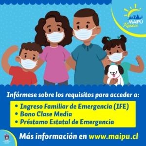 Infórmese quiénes pueden acceder al Ingreso Familiar de Emergencia (IFE), al Bono Clase Media y al Préstamo Solidario de Emergencia dispuesto por el Gobierno