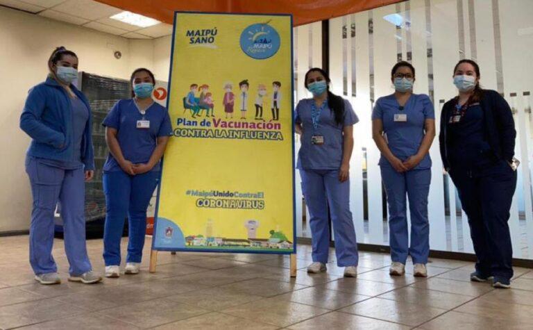 UDLA pone sus instalaciones a disposición de la comunidad  para vacunación contra la Influenza