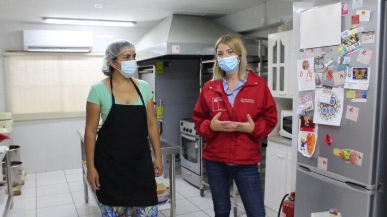 """""""Capital Abeja"""": Primera Dama y ministerio de Economía lanzan primer subsidio para apoyar a mujeres emprendedoras que incluye adultos mayores"""